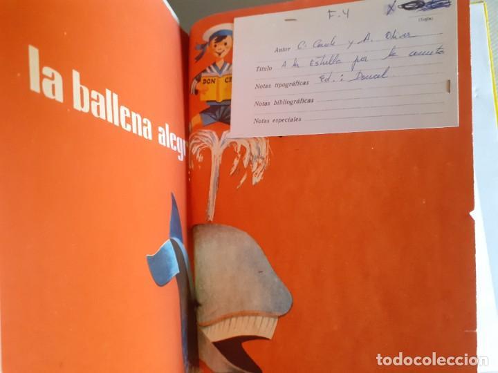 Libros de segunda mano: LOTE 7 TOMOS CUENTOS EDITORIAL DONCEL - BALLENA BLANCA, JULITO, NARCISO Y MAS - Foto 7 - 222086545