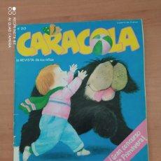 Libros de segunda mano: CARACOLA. Lote 222091742
