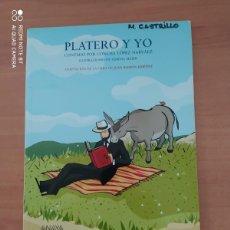 Libros de segunda mano: PLATERO Y YO. Lote 222091760