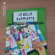 Libros de segunda mano: LA BELLA DURMIENTE LIBRO PUZZLE. Lote 222092890