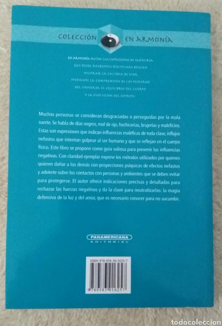 Libros de segunda mano: Amadeus Voldben - Las influencias negativas - Foto 2 - 222126700