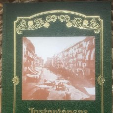 Libros de segunda mano: INSTANTÁNEAS ZARAGOZANAS. GABRIEL DE ESCALANTE MONTERDE. CAJA DE AHORROS Y M D P ZGZA. 1982.. Lote 222186968