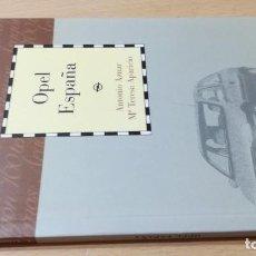 Libros de segunda mano: OPEL ESPAÑA / CAI 1OO ARAGON - COL. Lote 222247986