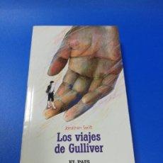 Libros de segunda mano: LOS VIAJES DE GULLIVER. JONATHAN SWIFT. 2003.. Lote 222308977