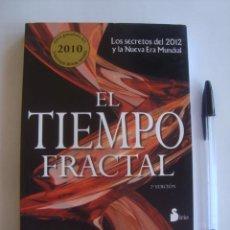 Libros de segunda mano: EL TIEMPO FRACTAL - GREGG BRADEN (SIRIO, 2012). FRACTAL TIME.. Lote 222311671