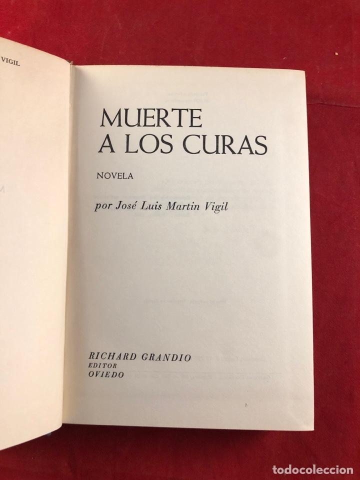 MUERTE A LOS CURAS (Libros de Segunda Mano - Pensamiento - Otros)
