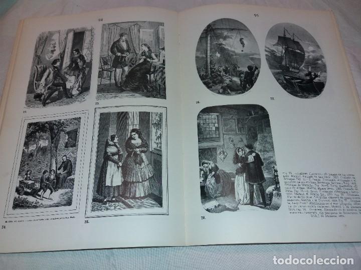 Libros de segunda mano: LA ILUSTRACION GRAFICA DEL SIGLO XIX EN ESPAÑA, VALERIANO BOZAL. COMUNICACION 1979 - Foto 4 - 222329467