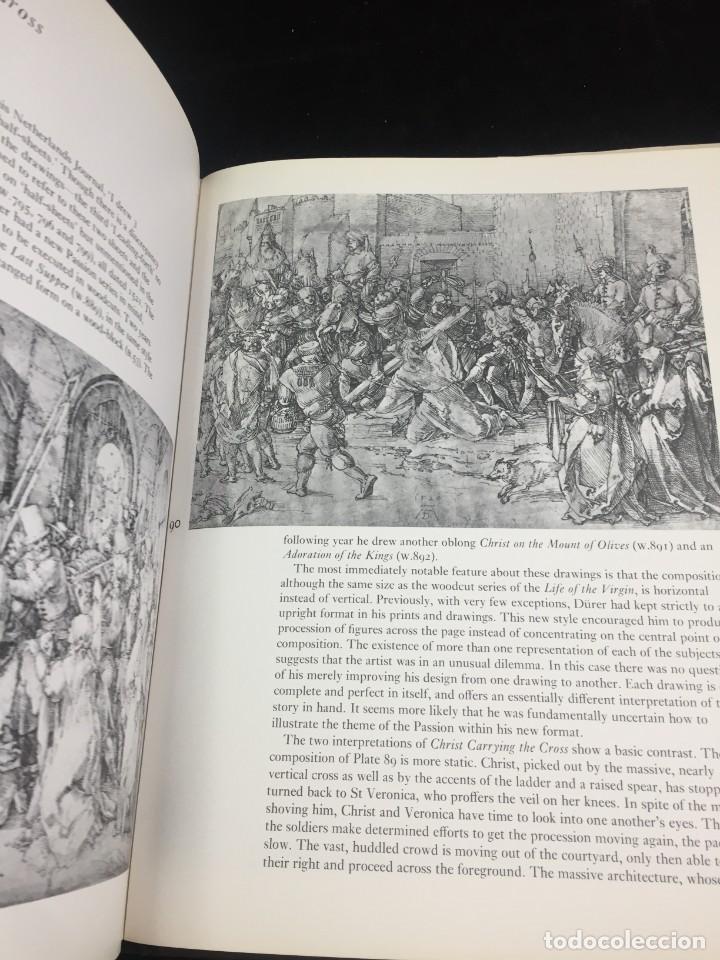 Libros de segunda mano: Dürer: The Artist and His Drawings. Christopher White, Phaidon 1981. Inglés ilustrada. - Foto 4 - 222390330