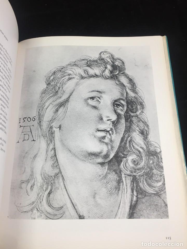 Libros de segunda mano: Dürer: The Artist and His Drawings. Christopher White, Phaidon 1981. Inglés ilustrada. - Foto 8 - 222390330