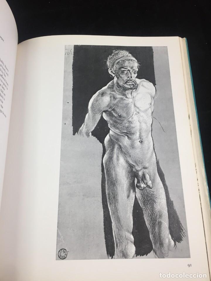 Libros de segunda mano: Dürer: The Artist and His Drawings. Christopher White, Phaidon 1981. Inglés ilustrada. - Foto 10 - 222390330