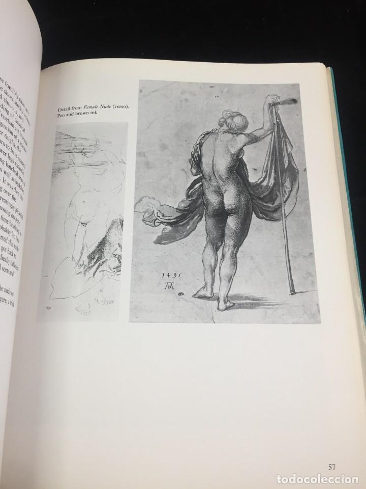 Libros de segunda mano: Dürer: The Artist and His Drawings. Christopher White, Phaidon 1981. Inglés ilustrada. - Foto 13 - 222390330