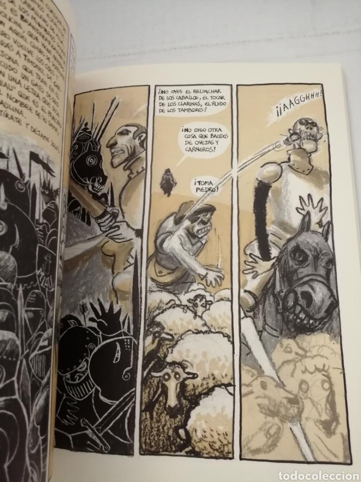 Libros de segunda mano: LANZA EN ASTILLERO. El Caballero Don Quijote y otras sus tristes figuras (Primera edición) - Foto 5 - 222439783