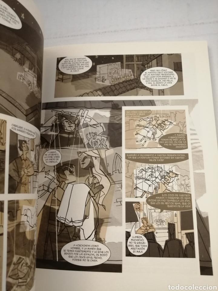 Libros de segunda mano: LANZA EN ASTILLERO. El Caballero Don Quijote y otras sus tristes figuras (Primera edición) - Foto 6 - 222439783