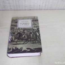 """Libros de segunda mano: LIBRO """"GUERRA Y PAZ"""" DE LEÓN TOLSTOI. Lote 272179883"""