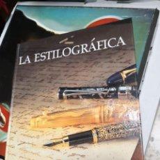 Libros de segunda mano: LA ESTILOGRAFICA, ENRICO COSTRUCCIO CLUB INTERNACIONAL DEL LIBRO. Lote 222503096