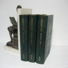 Libros de segunda mano: 1968 - AGUILAR - MIGUEL ANGEL ASTURIAS: OBRAS COMPLETAS - COMPLETA EN 3 TOMOS - PAPEL BIBLIA - PIEL. Lote 222549952