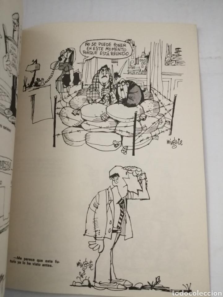 Libros de segunda mano: Mingote 1974 (Primera edición) - Foto 3 - 222551595
