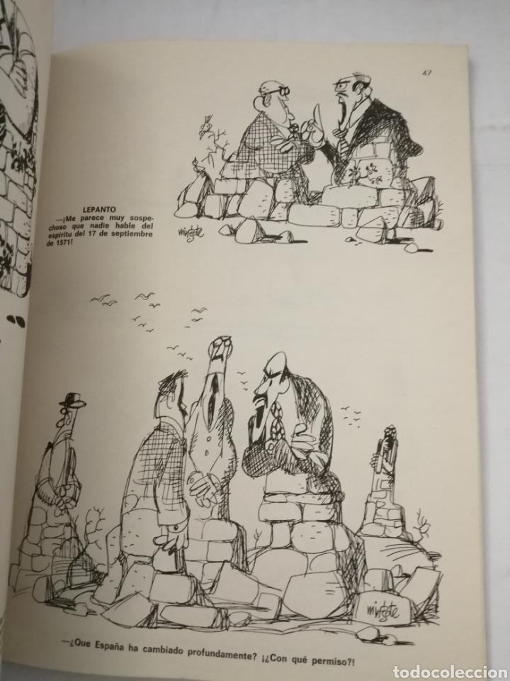 Libros de segunda mano: Mingote 1974 (Primera edición) - Foto 4 - 222551595