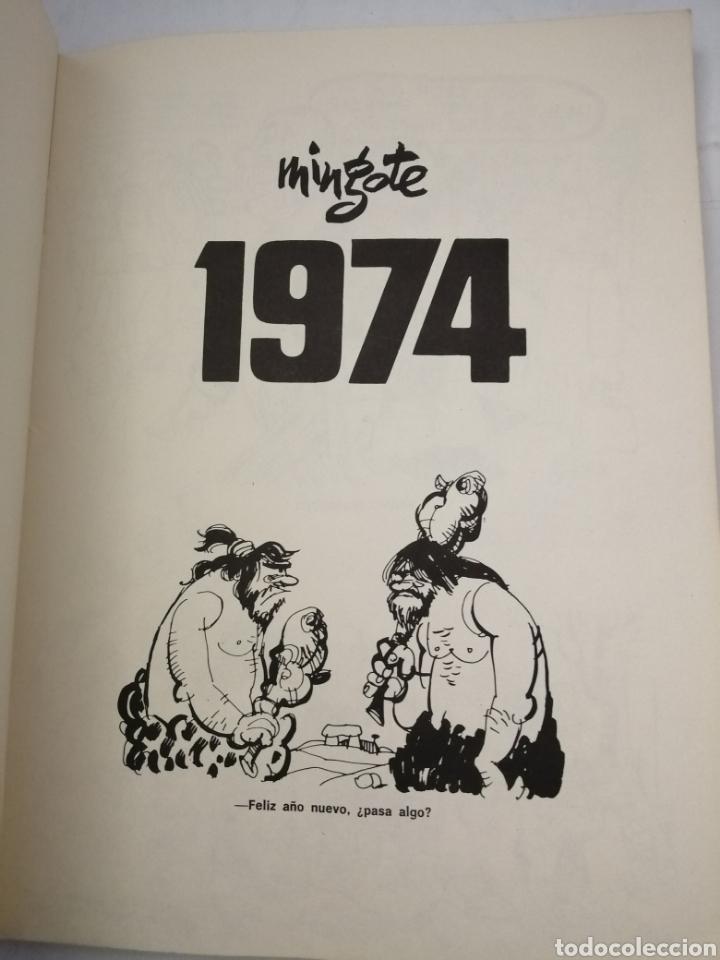 Libros de segunda mano: Mingote 1974 (Primera edición) - Foto 6 - 222551595