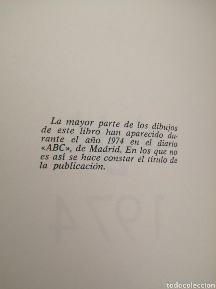 Libros de segunda mano: Mingote 1974 (Primera edición) - Foto 7 - 222551595