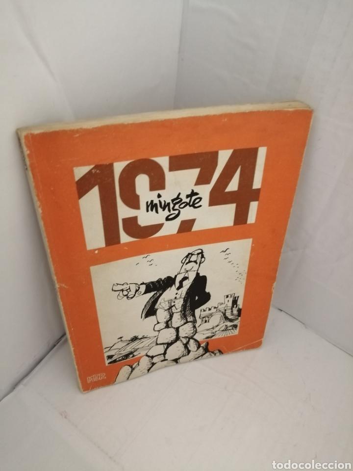 Libros de segunda mano: Mingote 1974 (Primera edición) - Foto 8 - 222551595