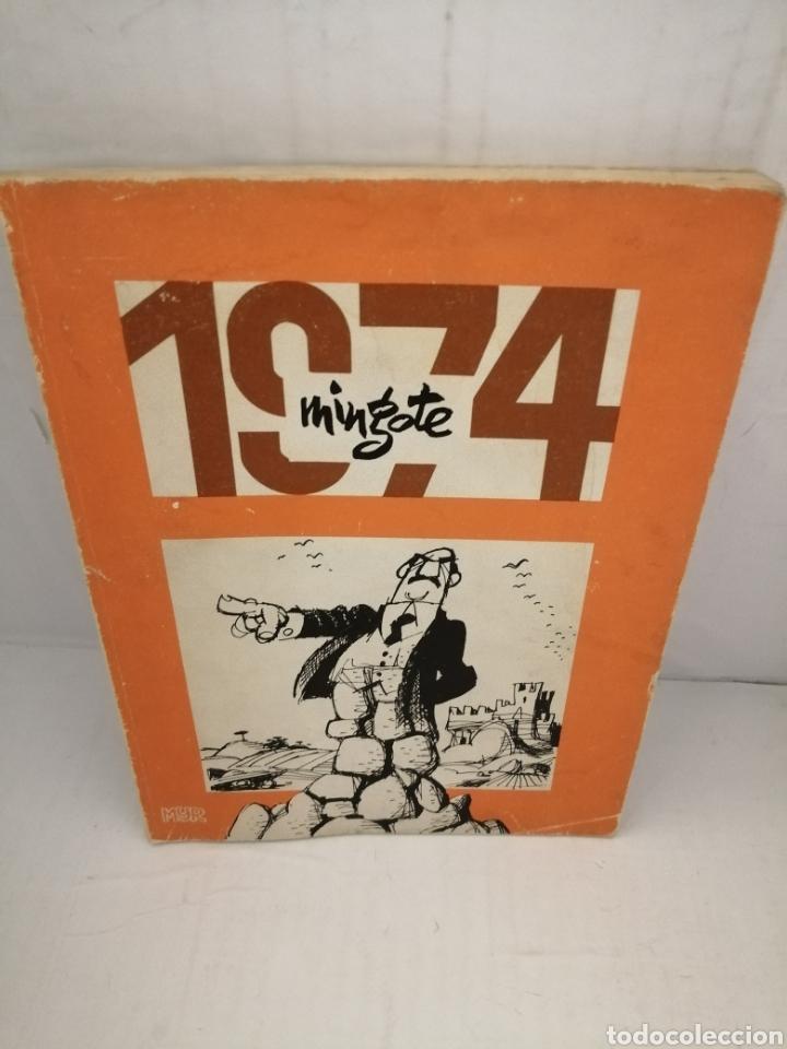 MINGOTE 1974 (PRIMERA EDICIÓN) (Libros de Segunda Mano (posteriores a 1936) - Literatura - Otros)