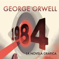 Libros de segunda mano: 1984 (NOVELA GRÁFICA). Lote 222616252