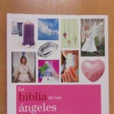 Libros de segunda mano: LA BIBLIA DE LOS ÁNGELES / HAZEL RAVEN / 2015. GAIA EDICIONES. Lote 222644360