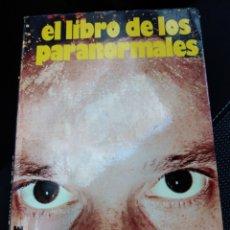 Libros de segunda mano: EL LIBRO DE LOS PARANORMALES JIMMY GUIEU EDITORIAL ATE. Lote 222652642