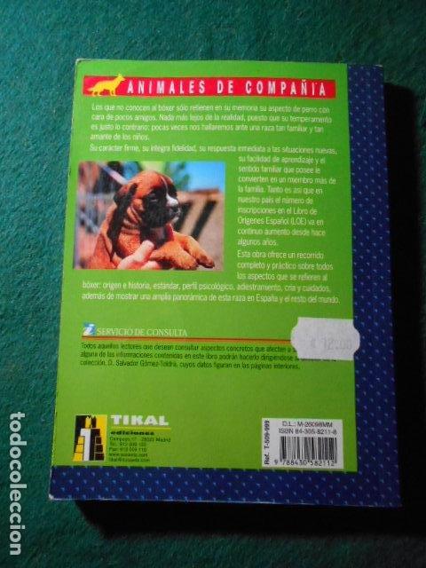 Libros de segunda mano: EL NUEVO LIBRO DEL BOXER - Foto 2 - 222659695