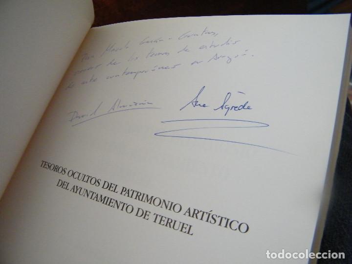 Libros de segunda mano: TESOROS OCULTOS DEL PATRIMONIO ARTÍSTICO DEL AYUNTAMIENTO DE TERUEL - ANA ÁGREDA PINO - Foto 5 - 222661953
