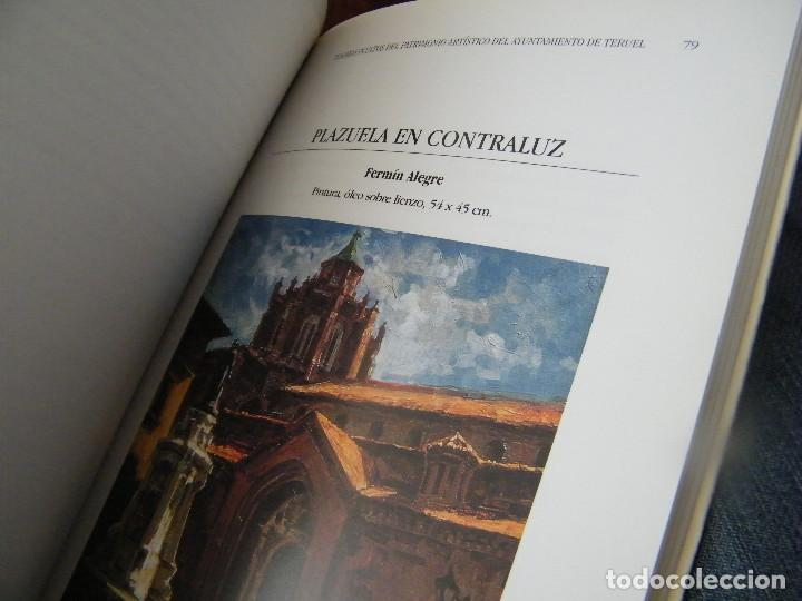 Libros de segunda mano: TESOROS OCULTOS DEL PATRIMONIO ARTÍSTICO DEL AYUNTAMIENTO DE TERUEL - ANA ÁGREDA PINO - Foto 6 - 222661953