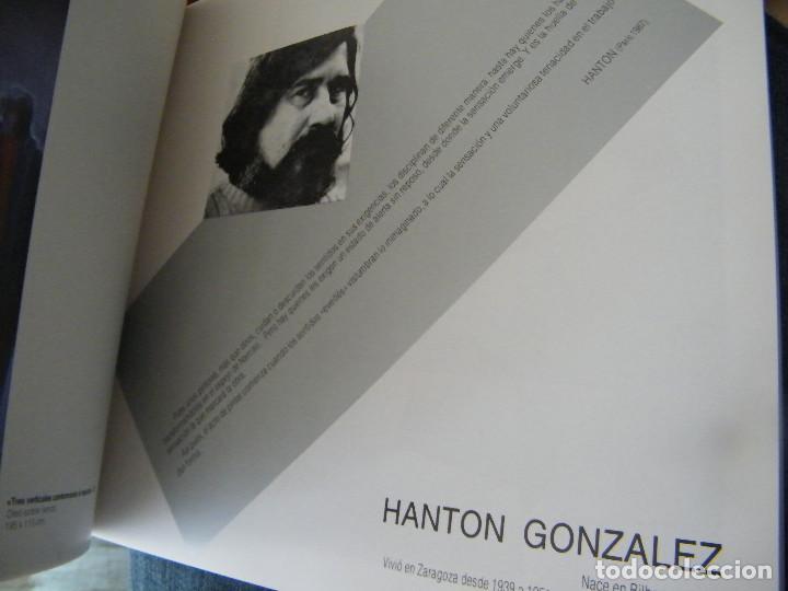 Libros de segunda mano: PINTURA Y ESCULTURA CONTEMPORÁNEA ARAGONESA A LA ESCUELA - COORDINACIÓN: MANUEL VAL - Foto 6 - 222663933