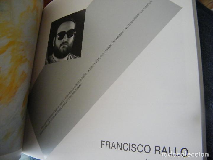 Libros de segunda mano: PINTURA Y ESCULTURA CONTEMPORÁNEA ARAGONESA A LA ESCUELA - COORDINACIÓN: MANUEL VAL - Foto 8 - 222663933