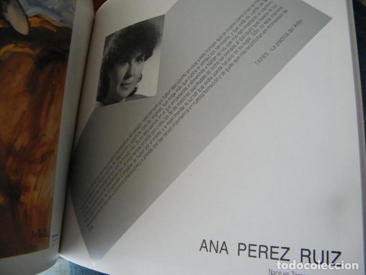 Libros de segunda mano: PINTURA Y ESCULTURA CONTEMPORÁNEA ARAGONESA A LA ESCUELA - COORDINACIÓN: MANUEL VAL - Foto 9 - 222663933