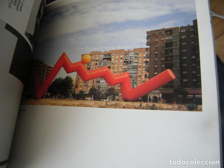 Libros de segunda mano: PINTURA Y ESCULTURA CONTEMPORÁNEA ARAGONESA A LA ESCUELA - COORDINACIÓN: MANUEL VAL - Foto 13 - 222663933