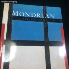 Libros de segunda mano: PIET MONDRIAN JAFFÉ HANS. HARRY N. ABRAMS, INC. PUBLISHERS, 1985. ILUSTRADO TEXTOS EN INGLÉS.. Lote 268260944