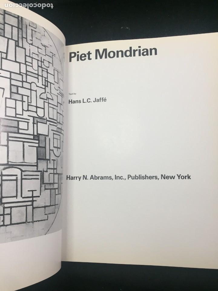 Libros de segunda mano: Piet Mondrian Jaffé Hans. Harry N. Abrams, Inc. Publishers, 1985. Ilustrado textos en inglés. - Foto 3 - 268260944
