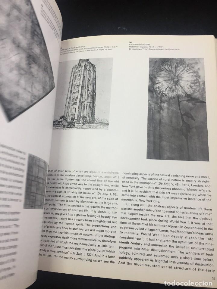 Libros de segunda mano: Piet Mondrian Jaffé Hans. Harry N. Abrams, Inc. Publishers, 1985. Ilustrado textos en inglés. - Foto 11 - 268260944