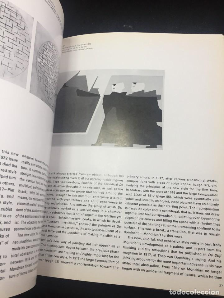 Libros de segunda mano: Piet Mondrian Jaffé Hans. Harry N. Abrams, Inc. Publishers, 1985. Ilustrado textos en inglés. - Foto 12 - 268260944