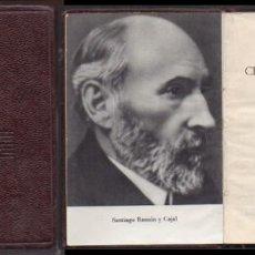 Libros de segunda mano: CHARLAS DE CAFÉ. COLECCIÓN CRISOL Nº 243 - RAMON Y CAJAL, SANTIAGO - A-CRISOL-1334. Lote 222696827