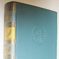 Libros de segunda mano: LOS PREMIOS NOBEL Y SU FUNDADOR - VARIOS AUTORES - ILUSTRADO. Lote 222698145