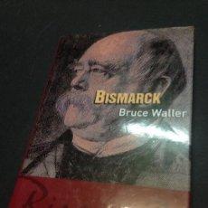 Libros de segunda mano: BISMARCK - BRUCE WALLER. Lote 222727781