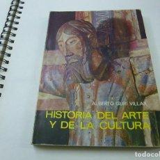 Libros de segunda mano: HISTORIA DEL ARTE Y LA CULTURA -ALBERTO GURI VILLAR- EDITORIAL EVEREST 1970 -N 10. Lote 222752282