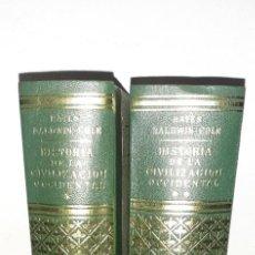 Libros de segunda mano: HISTORIA DE LA CIVILIZACIÓN OCCIDENTAL. HAYES BALDWIN.COLE.RIALP 1967. Lote 222785315