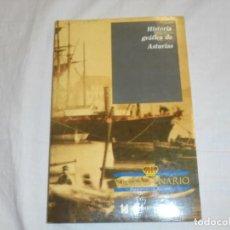 Libros de segunda mano: HISTORIA GRAFICA DE ASTURIAS.JAVIER RODRIGUEZ MUÑOZ.BIBLIOTECA HISTORICA ASTURIANA.SILVERIO CAÑADA 1. Lote 222813112