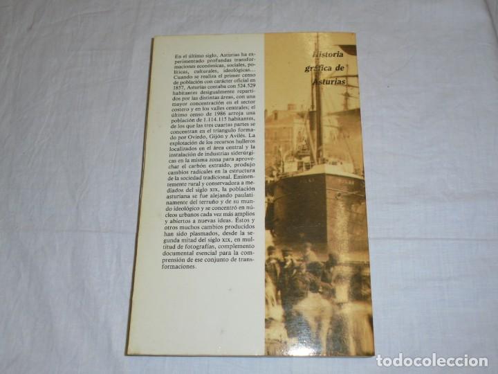 Libros de segunda mano: HISTORIA GRAFICA DE ASTURIAS.JAVIER RODRIGUEZ MUÑOZ.BIBLIOTECA HISTORICA ASTURIANA.SILVERIO CAÑADA 1 - Foto 5 - 222813112