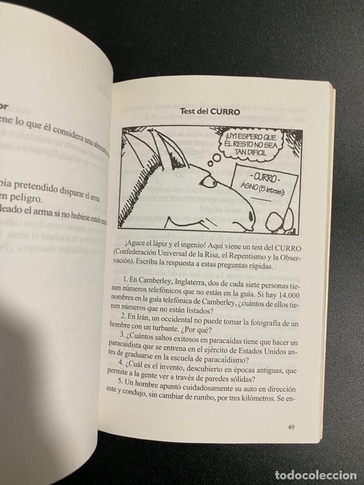 Libros de segunda mano: PRÁCTICA DE PENSAMIENTO LATERAL. PAUL SLOANE-DES MACHALE.ZUGARTO EDICIONES. MADRID, 1997.PAGS:129 - Foto 3 - 222842375