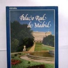 Libros de segunda mano: PALACIO REAL DE MADRID - FELIPA NIÑO MAS Y OTROS. Lote 222846200