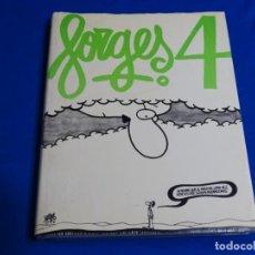 Libros de segunda mano: LIBRO FORGES 4. 3000 EJEMPLARES.1978. Lote 222847688